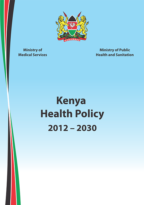 kenya-health-policy-book